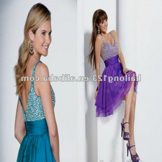 purple and teal dresses 2016-2017 » B2B Fashion