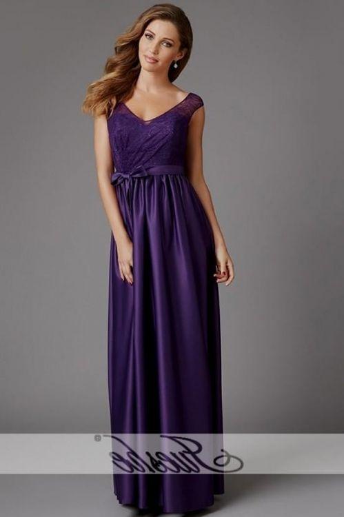 purple lace bridesmaid dresses 2016-2017 » B2B Fashion