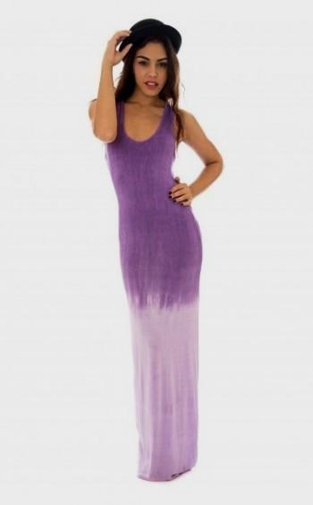 purple ombre maxi dress 2016-2017 » B2B Fashion