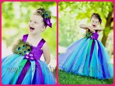 714af29bd3a You can share these purple tutu flower girl dresses on Facebook