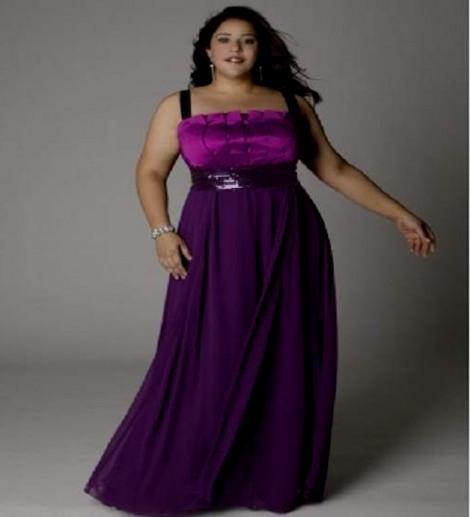 Purple Wedding Dress Plus Size 2016 2017 B2b Fashion
