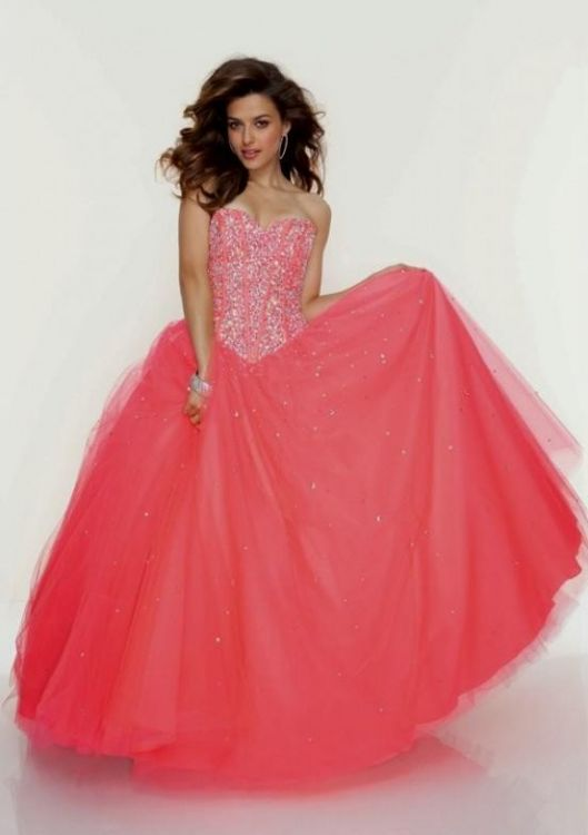 19ecf5668b You can share these quinceanera dresses color melon on Facebook