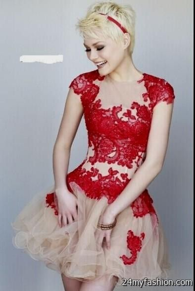 Red christmas dresses for juniors b fashion