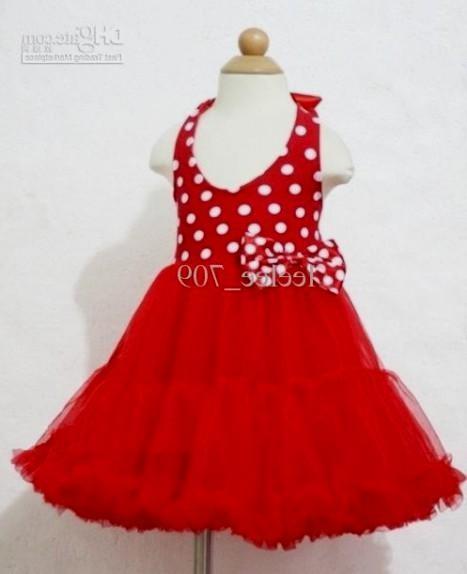 red dresses for kids for christmas 2016-2017 » B2B Fashion