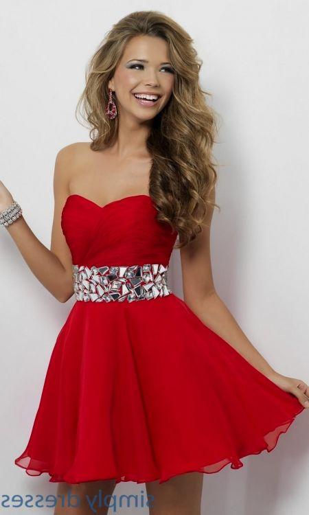 red homecoming dresses 2016-2017 | B2B Fashion