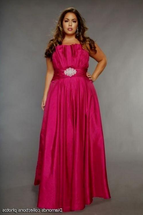 red prom dresses plus size looks | B2B Fashion