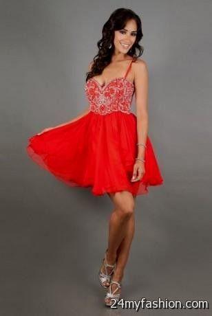Red Dresses Cheap Photo Album - Reikian