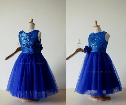 royal blue dress for girls 2016-2017 » B2B Fashion