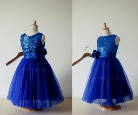 1624df3b2 You can share these royal blue flower girl dresses on Facebook, Stumble  Upon, My Space, Linked In, Google Plus, Twitter and on all social  networking sites ...
