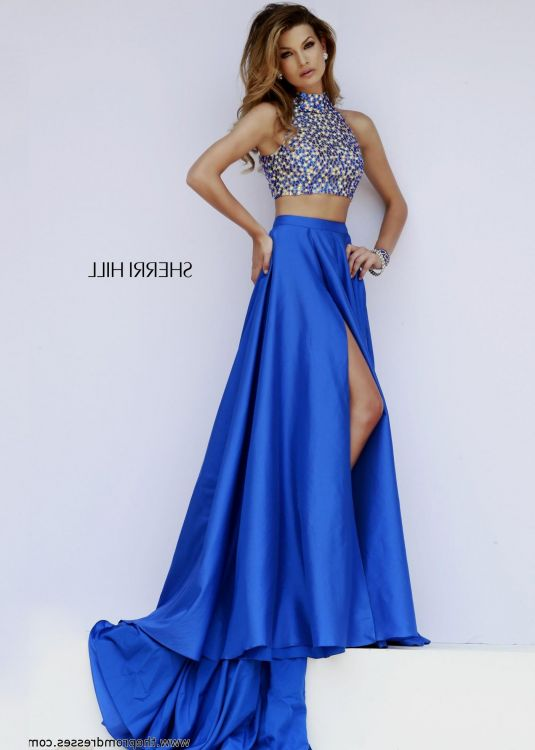 royal blue sherri hill prom dresses 20162017 b2b fashion