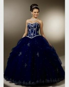 Royal Blue Sweet 16 Dresses Looks B2b Fashion