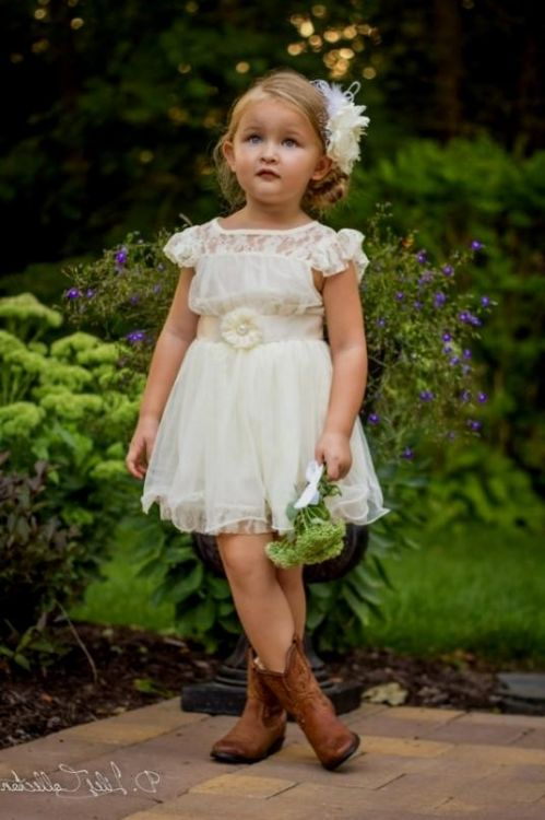 With that in mind, browse our collection of cute outfits made just for your little ones. You can share these rustic flower girl ...