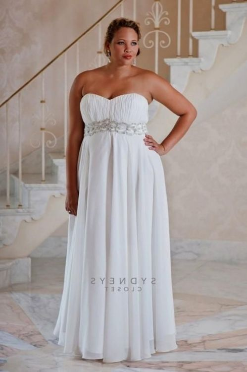Rustic Wedding Dress Plus Size Looks B2b Fashion