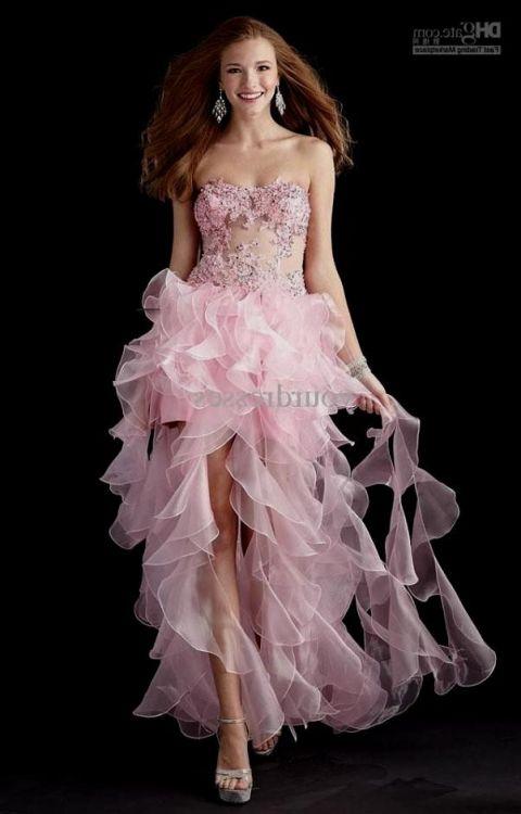 See Through Prom Dress 2016 2017