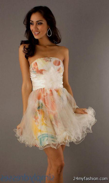 Semi Formal Dress For Teens 2016 2017 B2b Fashion