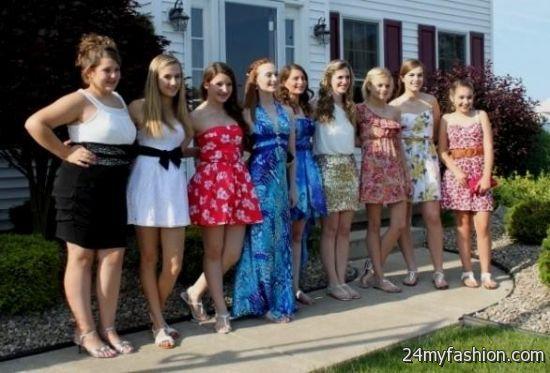 Semi Formal Dresses For 8th Graders Fashion Dresses