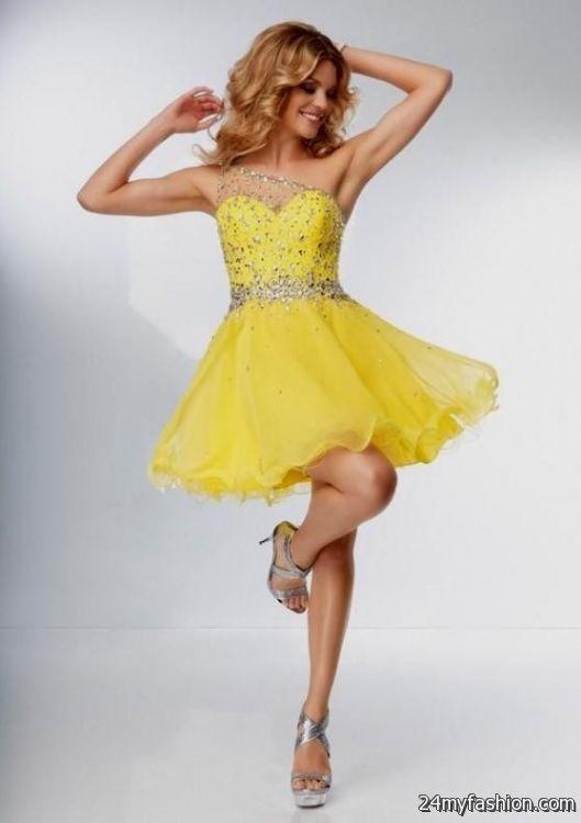 Semi Formal Dresses For 8th Graders Looks B2b Fashion