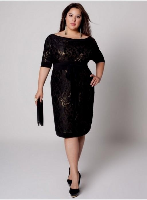 semi formal dresses for plus size women 2016-2017