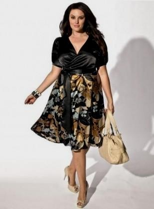semi formal dresses for plus size women 2016-2017 » B2B Fashion