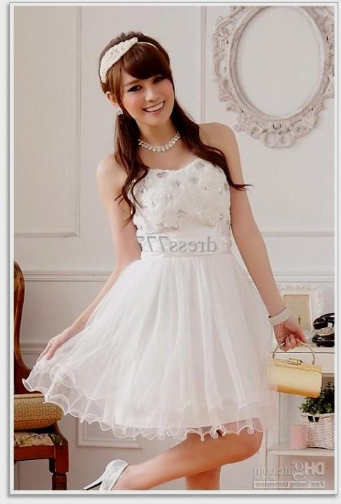 Semi Formal Dresses For Teenage Girls 2016 2017 B2b Fashion