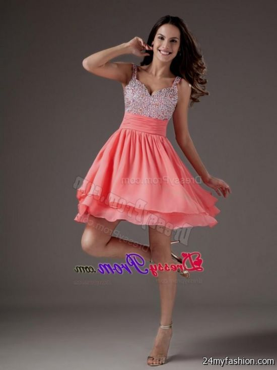 23b71479a3 semi formal dresses with straps for juniors looks