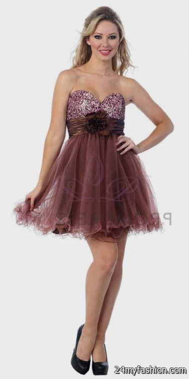 sexy short pink prom dresses 20162017 b2b fashion