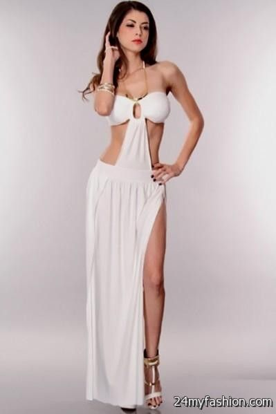 White Party Dresses 119