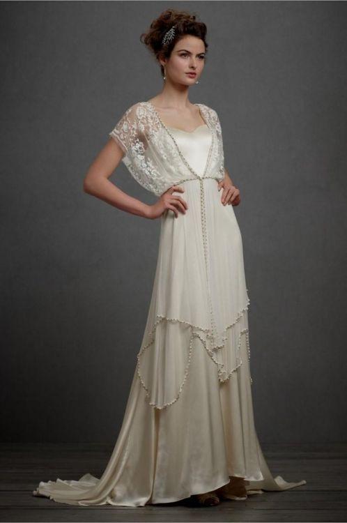 Shabby Chic Plus Size Wedding Dresses Looks B2b Fashion