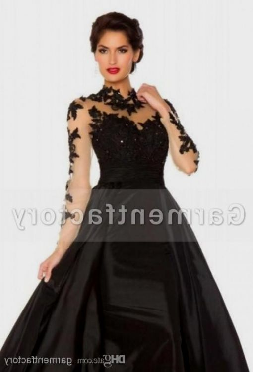 Sheer Top for Prom