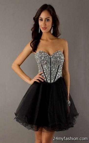 short black sparkly prom dresses 2016-2017 » B2B Fashion