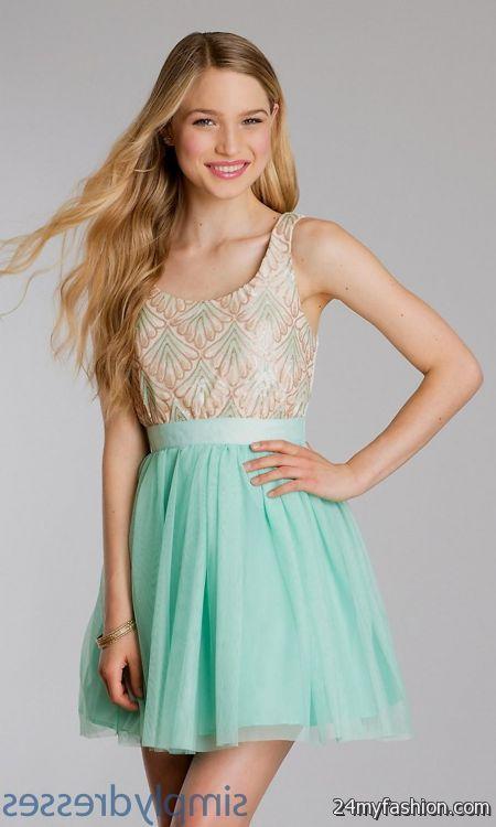 Short Casual Dresses For Teenage Girls Looks B2b Fashion