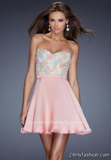 Fun Flowy Prom Dresses