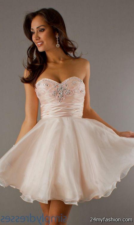 Short Formal Dresses For Teenagers 2016 2017 B2b Fashion