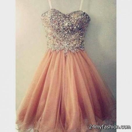 Red strapless prom dress tumblr