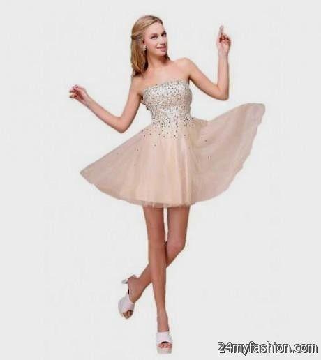 Short Homecoming Dresses Under 50 2016 2017 B2b Fashion