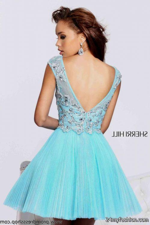 short light blue dresses with straps 20162017 b2b fashion