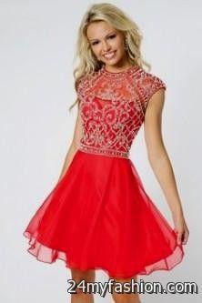 short red prom dresses 2016-2017 | B2B Fashion