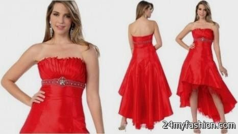 Images of Long Red Prom Dresses Under 100 - Asatan