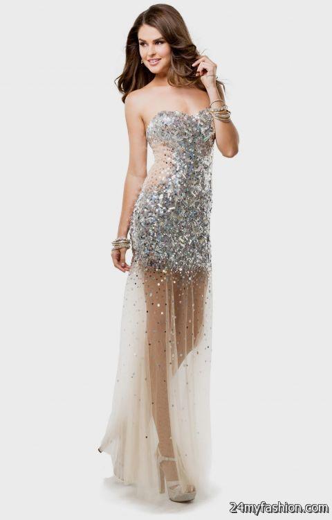 short silver dresses for damas looks b2b fashion