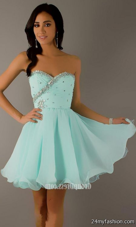 Y Dress Outlet Provides A Huge Variety Of And Dresses At Low Prices You Can Share These Short Strapless Aqua Bridesmaid
