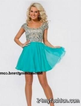 short teal prom dresses 2016-2017 » B2B Fashion