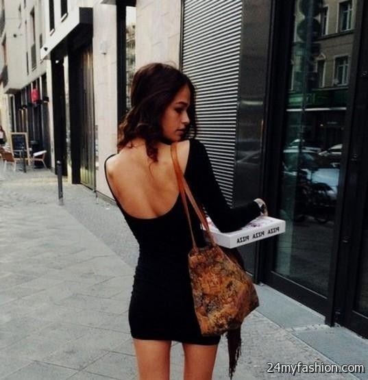 short tight black dresses tumblr 2016-2017 | B2B Fashion
