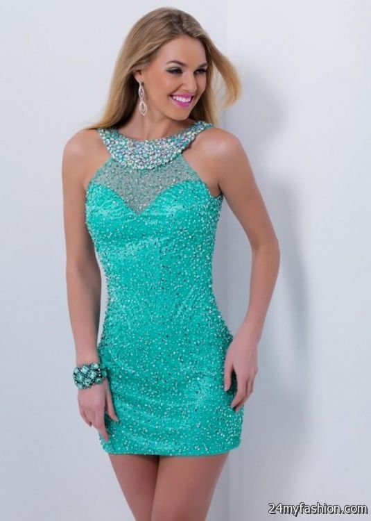 4254ca9b88a short tight sparkly homecoming dresses looks