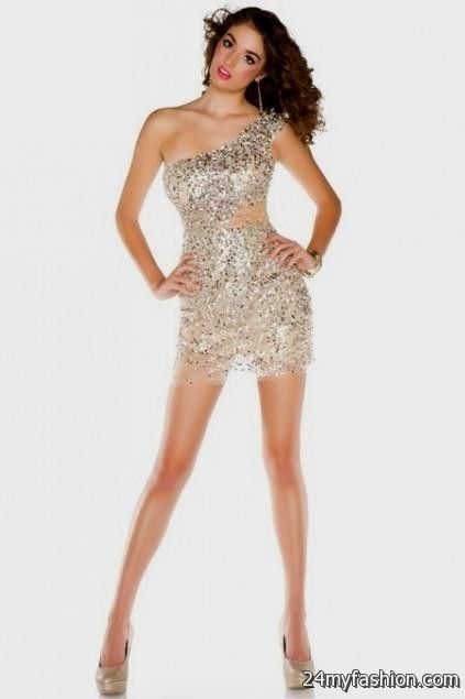 short tight sparkly homecoming dresses 2016-2017 » B2B Fashion