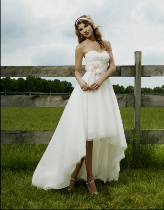short white country wedding dresses 20162017 b2b fashion
