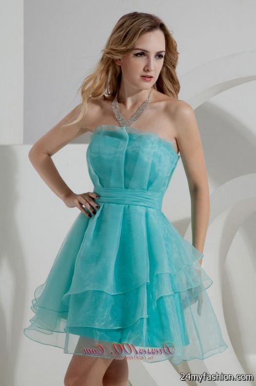 silver and turquoise dama dresses 20162017 b2b fashion