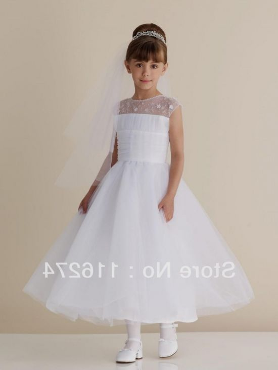 Simple First Communion Dresses Looks B2b Fashion