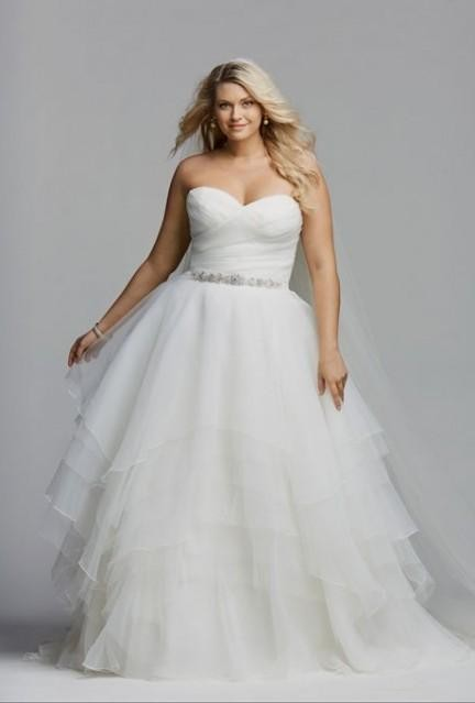 simple plus size wedding dresses not white 2016-2017 | B2B Fashion
