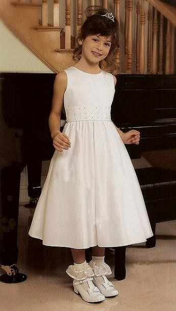 bbe30dc51 simple white dress for girls looks
