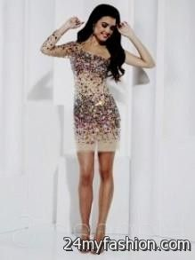 05a23af3802 You re sure to find the perfect dress for any occasion. You can share these  sparkly tight homecoming dresses on Facebook